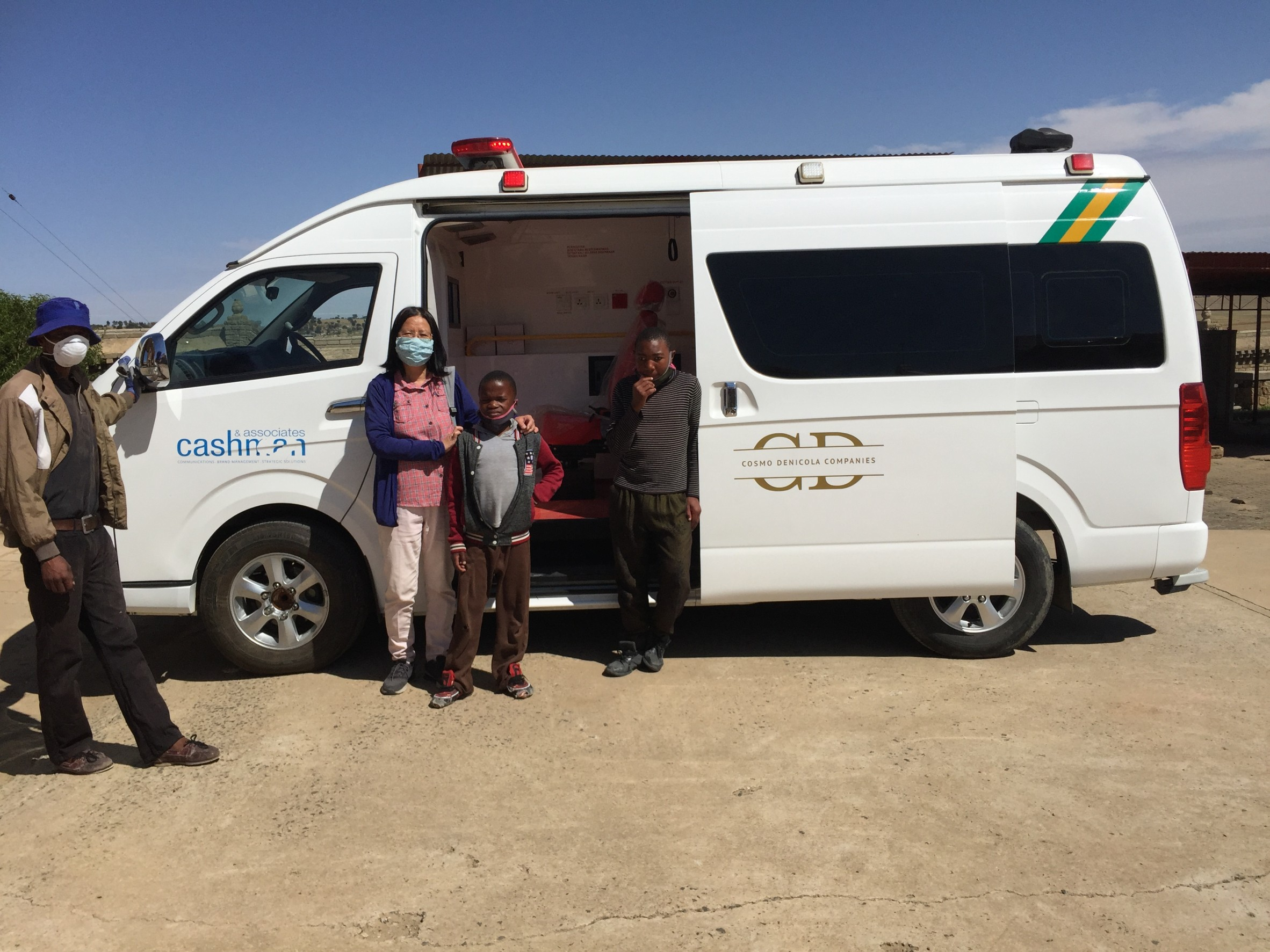 Mobile Clinic completes its trip copy