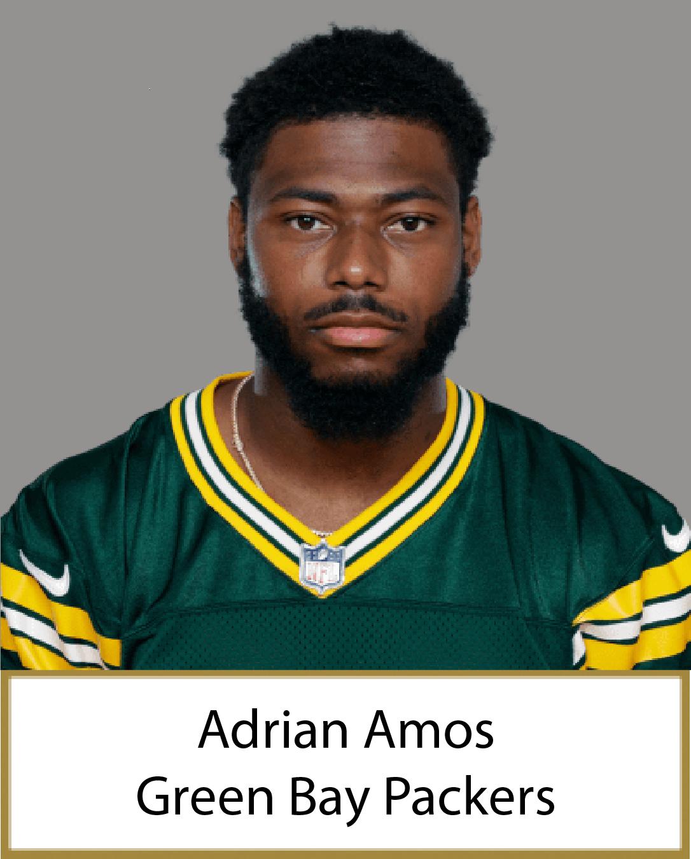 Adrian Amos 2021
