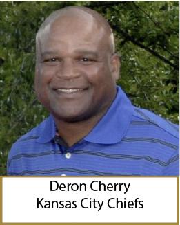 Deron Cherry 2020
