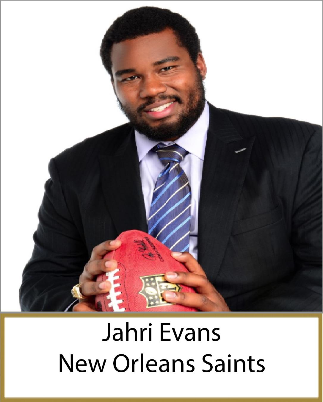 Jahri Evans 2020