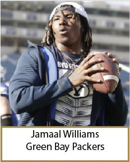 Jamaal Williams 2020