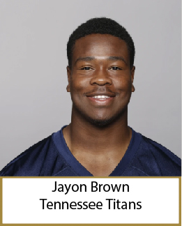 Jayon Brown 2020