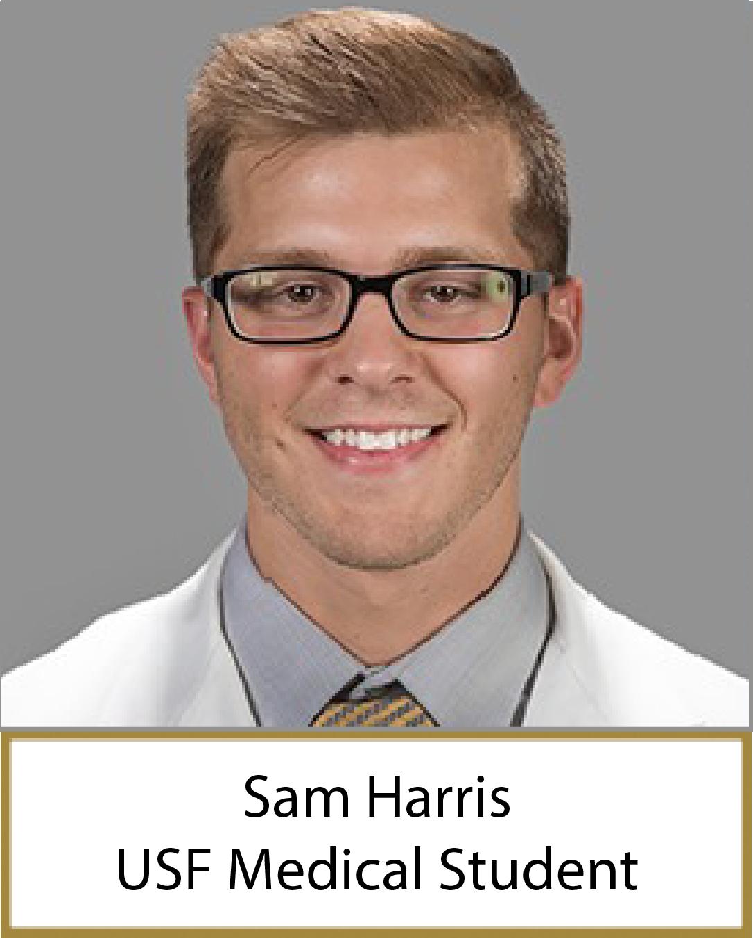 Sam Harris 2021